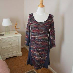 ANTHROPOLOGIE Maeve sweater dress with pockets